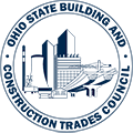 Ohio State Building & Construction Trades Council Logo